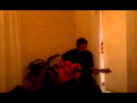 Jonah Matranga - Brave Red, Live in Portland (February 24 2013)