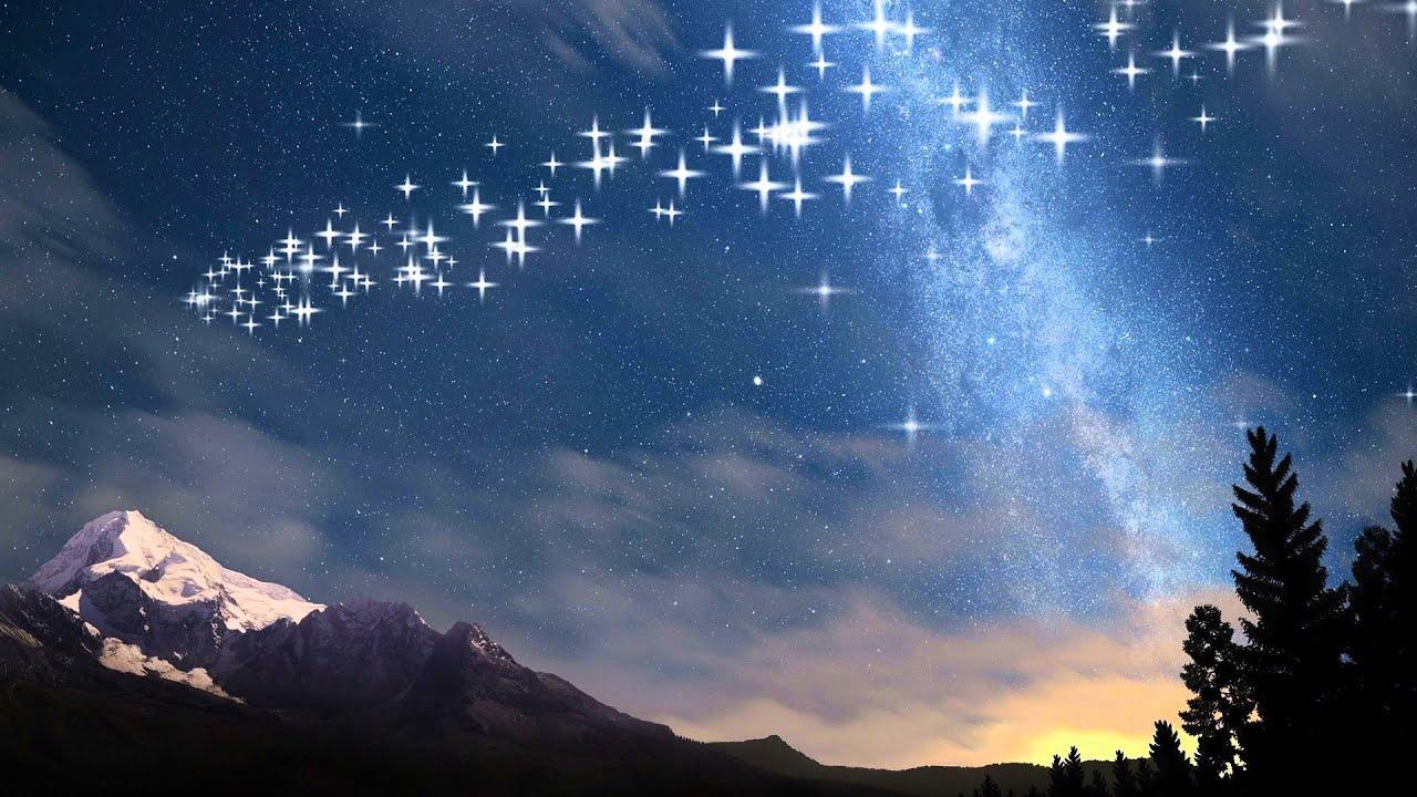 Falling Stars Live Wallpaper Shooting Star Animation Youtube