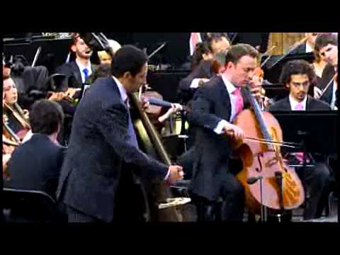 Barenboim & West-Eastern Divan Orchestra - Live from the Alhambra