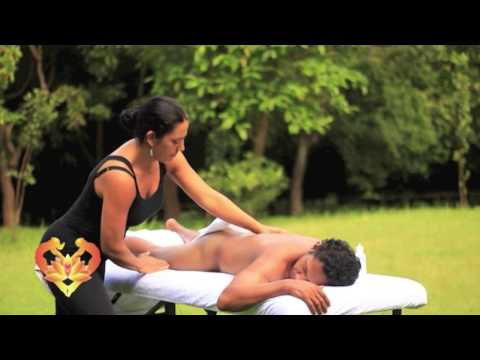 Esalen® Massage & the Art of Essential Touch short demo with