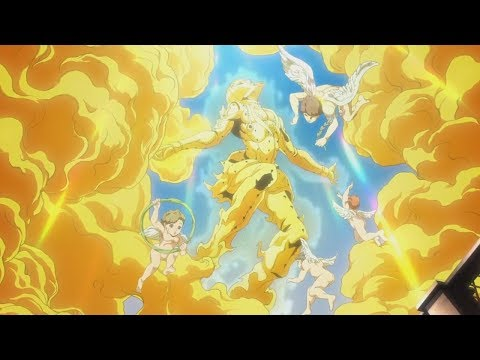 JJBA Golden Wind - Bucciarati's Death [HD]