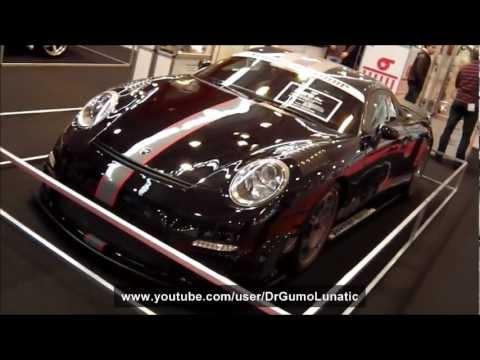 9ff GT9 VMax (997) – Essen Motor Show 2012