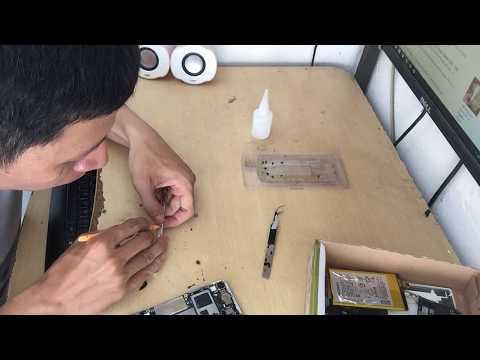 Sửa Nút Nguồn Sony XA Ultra F3216