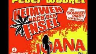 Peter Wackel feat Chriss Tuxi - Joana (du geile sau)