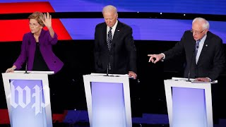 Gambar cover The Iowa Democratic debate, in 5 minutes