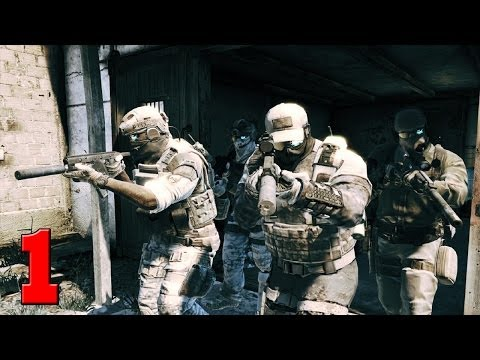Прохождение Tom Clancy's Ghost Recon: Future Soldier - #1 Элита