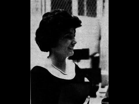 Benita Valente sings Schumann lieder - LIVE!