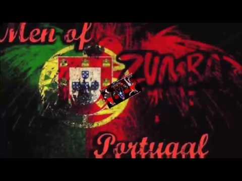Men of Portugal Zumba  Masterclass in London