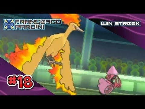 Pokémon USUM : WIN STREAK #18 - Moltres continua a sorprendere? [Otsubo Team]