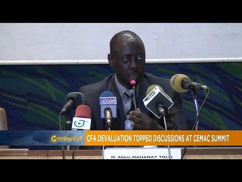 Rumeurs sur la dévaluation du franc FCFA : la BEAC rassure [The Morning Call]