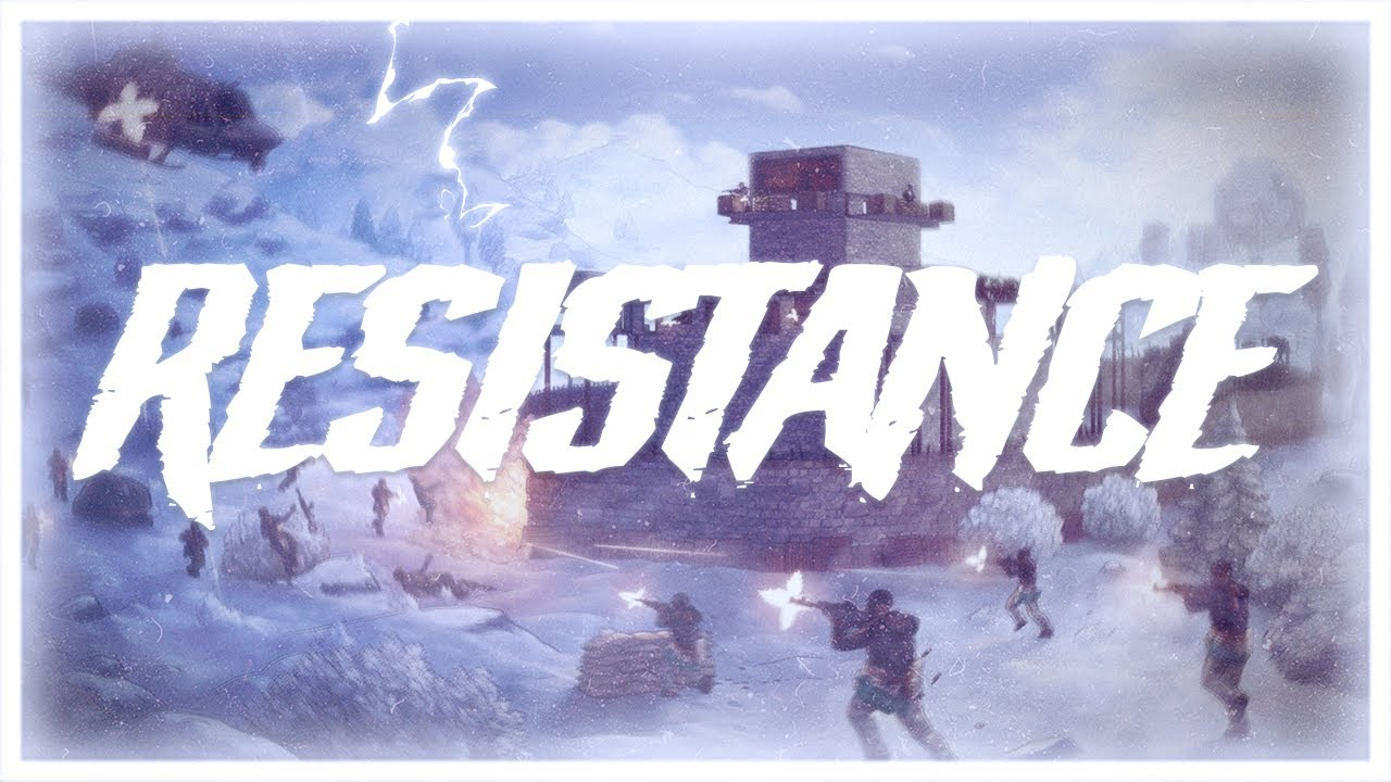 Rust - DEFENDING TWO RAIDS IN AN HOUR