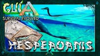 ARK Survival Evolved | Dossier HESPERORNIS | La mejor guía en Español