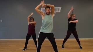 did it on em nicki minaj matt pilalis choreography class
