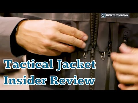 Simms G3 Guide Tactical Jacket - Rich Hohne Insider Review