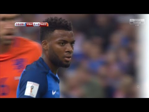 Thomas Lemar vs Netherlands | 31/8/2017