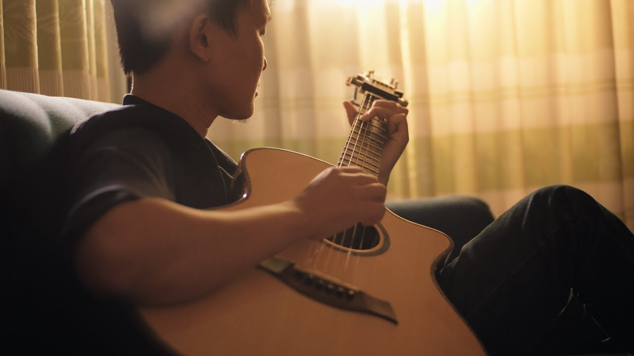 Tình Đơn Côi - Nguyễn Phi Hùng (Guitar Solo)