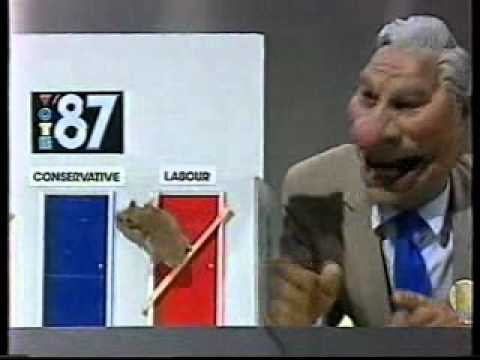 Spitting Images Election Special 11 June 1987 part 2
