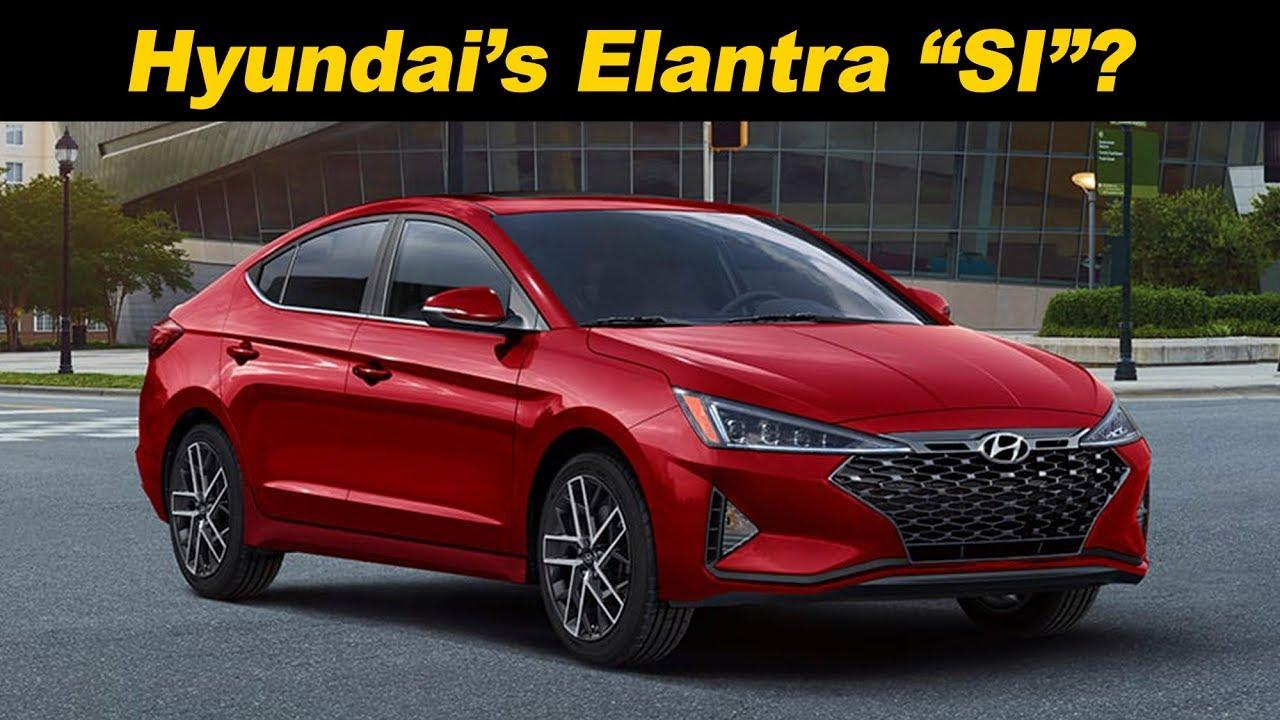 Hyundai Elantra 2020 Review.2019 2020 Hyundai Elantra Sport The Sporty Value Alternative