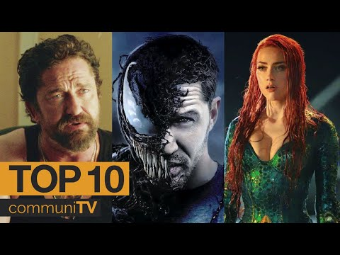 Top 10 Action Movies of 2018