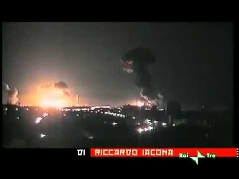 Bombardamenti Belgrado - SERBIA (1999)