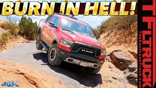 It Was So Hot You Could Fry a Ram! We Take on Moab's Hell's Revenge In Max Heat | Torture Test Ep.2