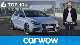 Hyundai i30 N is it really a VW Golf GTI beater Top10s