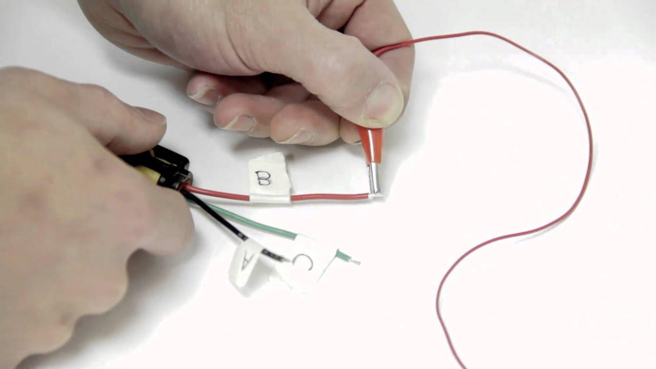 how to check your aem boost gauge sensor [ 1280 x 720 Pixel ]