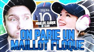 ON PARIE UN MAILLOT FLOQUE SUR FORTNITE ft. Doc Jazy