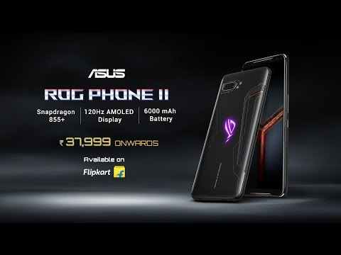 ASUS ROG Phone II | Built For Ultimate Dominance from YouTube · Duration:  31 seconds