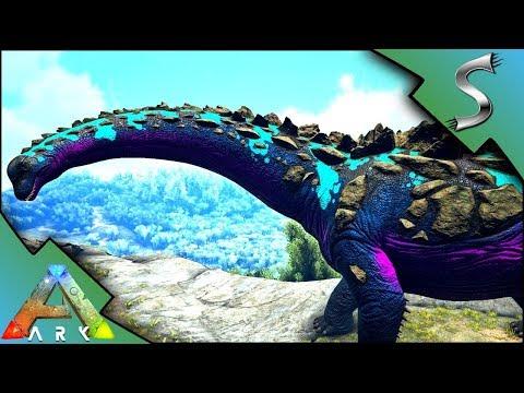 ARK TITAN MUTATIONS! TITAN BREEDING MOD! BREEDING FOR MUTANT TITANOSAURUS! - Ark: Mutation Factory