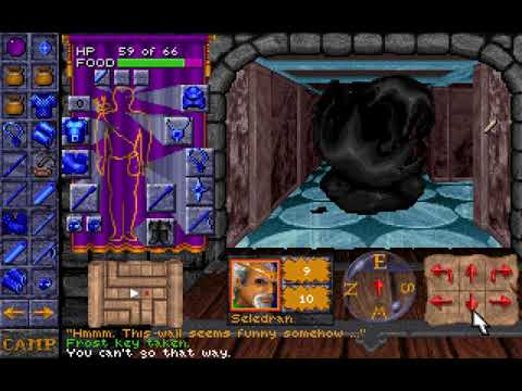Let's Play Dungeon Hack #36: Working Through the Twelfth Floor