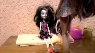 8 серия монстро сериала девчонки