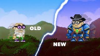 OLD PIXEL WORLDS VS. NEW PIXEL WORLDS | Pixel Worlds