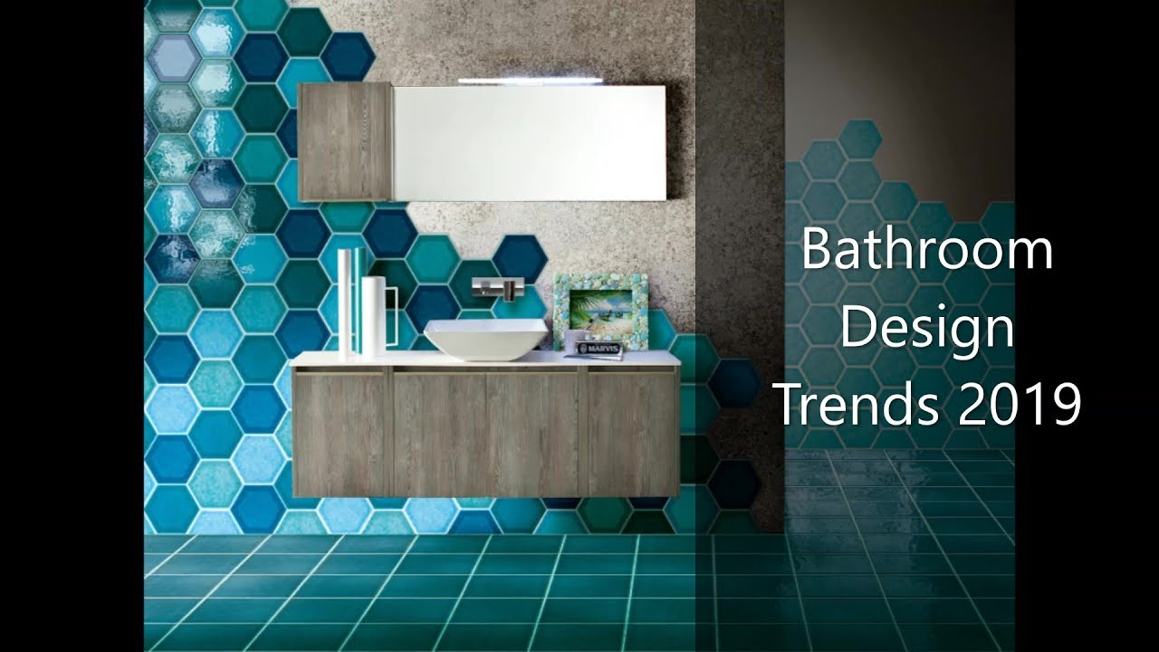 Small Bathroom Design Trends 2019 Youtube