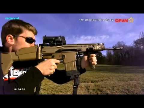 Quét sóng   Súng trường tấn công FN SCAR Mỹ
