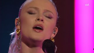 Zara Larsson - Look What You've Done (Acoustic Live)