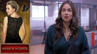 Amar a muerte - Capítulo 82: El fraude de Eva sale a la luz - Televisa