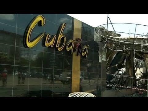 Bloemfontein's Cubana gutted