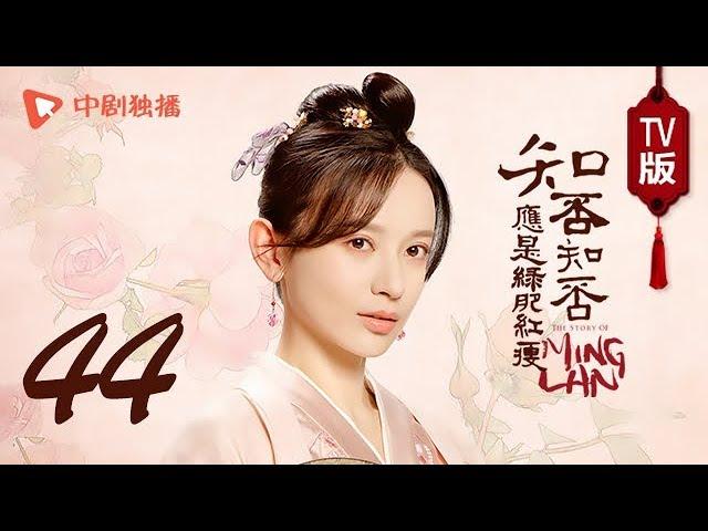 知否知否应是绿肥红瘦【TV版】44(赵丽颖、冯绍峰、朱一龙 领衔主演)