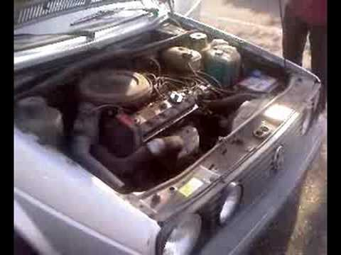 volkswagen golf 2 ii 1 3 c engine sound cold motor youtube. Black Bedroom Furniture Sets. Home Design Ideas