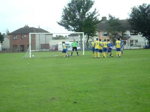 (Metatarsal) Ballyfermot United Vs Postal Keith O Neills Goal 19/9/2009