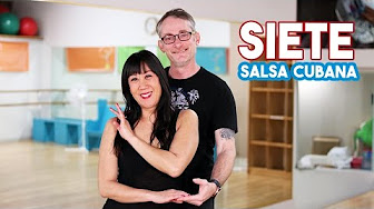 Learn Cuban Salsa: Dile Que No - YouTube | Ples in 2019 ...