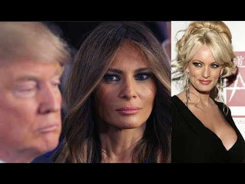 Will Melania DUMP TRUMP over PORN STAR Allegations? from YouTube · Duration:  5 minutes 47 seconds