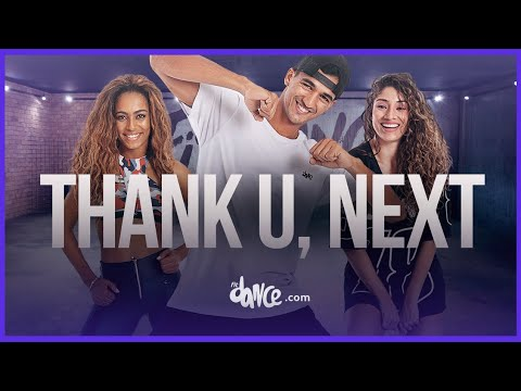 Thank U, Next - Ariana Grande | FitDance Life (Choreography) Dance Video