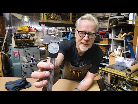 "Adam Savage's Favorite Tools: 4"" Calipers"
