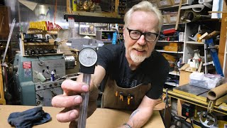"Adam Savage's Favorite Tools: 4"" Calipers"