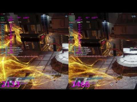 Ryzen Ram Scaling 21333466 in CPU Limit 4 Games