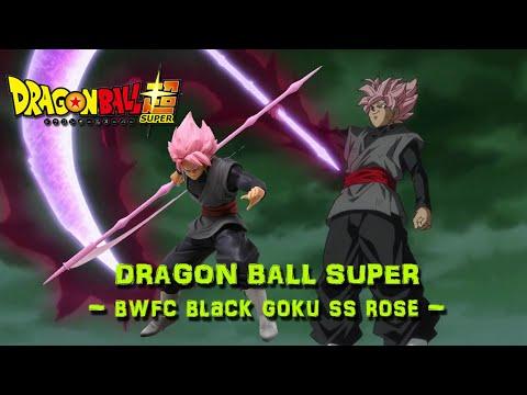 Unboxing Figura Banpresto Dragon Ball Super: BWFC Black Goku SS Rosé
