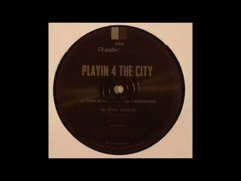 Play 4 The City - Funk In NJ [Plastik People - PP 03]