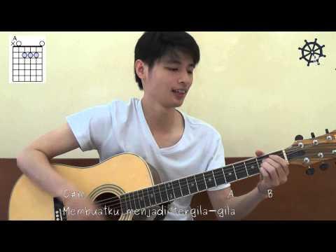 Akustik Gitar - Belajar Lagu (Heavy Rotation - JKT48)